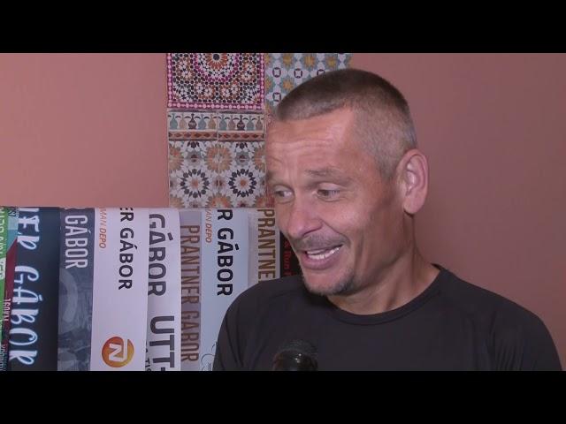 Maratonista rendőr - Prantner Gábor