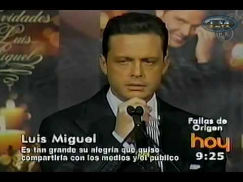 luis miguel tour 2006: