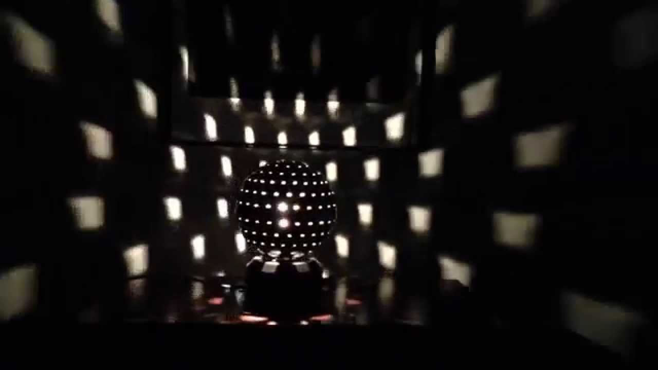 Pinball Light Mirror Ball Effect Youtube