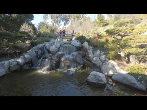 San Diego , Japanese Friendship Garden , Balboa Park