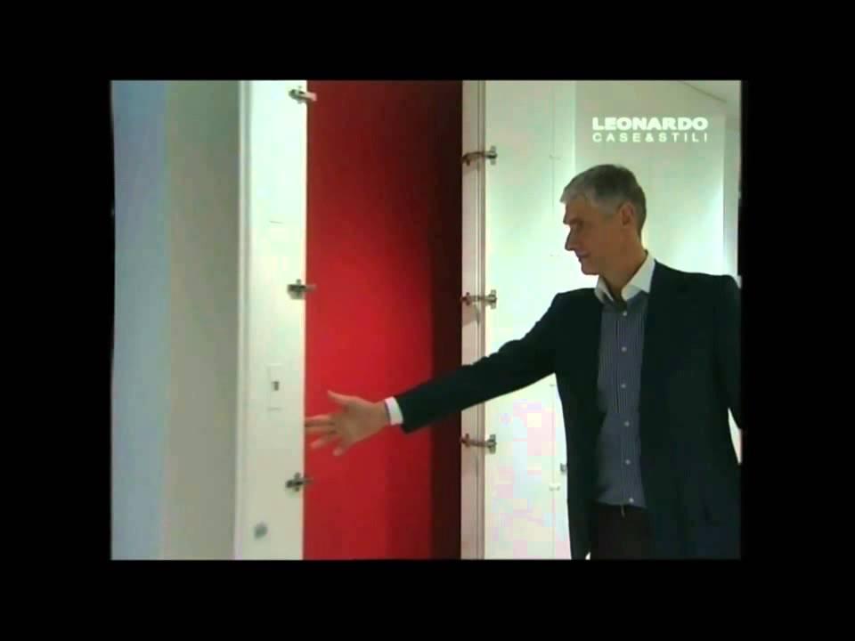 Porte rasoparete porte invisibili filo muro raso - Porte a specchio a scomparsa ...