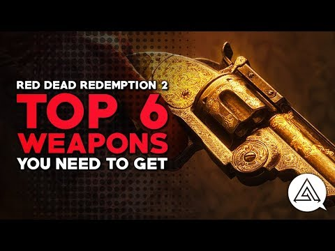 Red Dead Redemption 2   Top 6 Weapons You Need to Get thumbnail