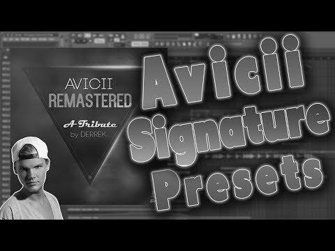 Avicii Remastered: FREE Spire and Serum Presets [EDM, House, Future Bass]