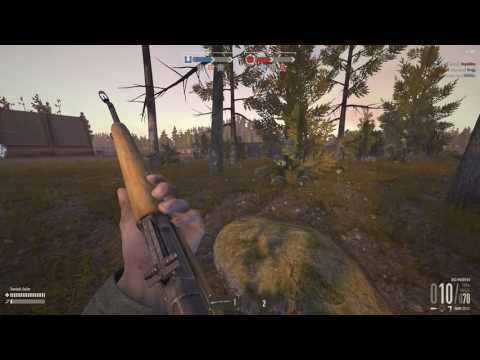 Heroes & Generals: Failing The Line with Lost