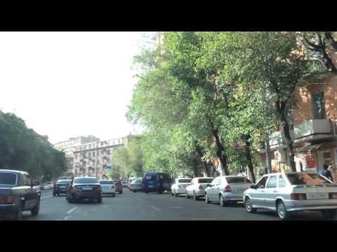 Yerevan, 26.05.15, Video-2, Koghbatsi - Hrazdan River