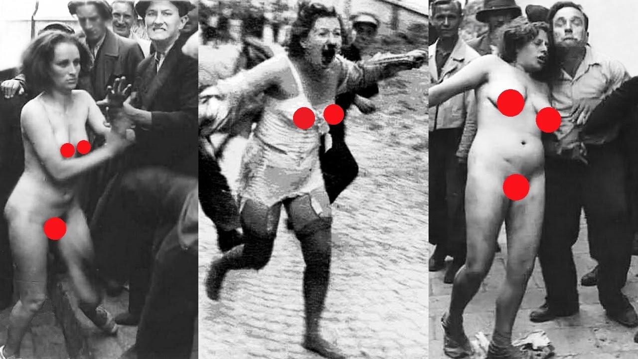 Сексуальные пытки немецкими фашистами