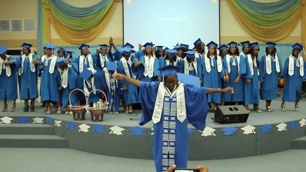 Chss 2013 Graduation Song Youtube