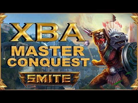 SMITE! Xbalanque, Pues no veas como estamos! Master Conquest S4 #12