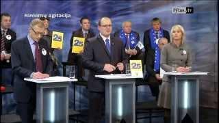 Savivaldybių rinkimai 2015. Kandidatai į Varėnos merus (II)