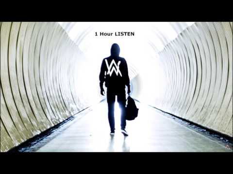 Alan Walker Faded (instrumental version) 1 Hour Mp3