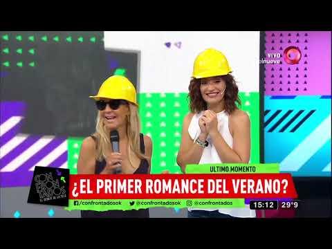 ¡Bomba! Nacho Viale Y Tini Stoessel Juntos