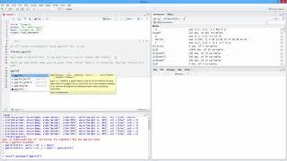 كيفية إنشاء مخطط التشتت مع ggplot2 في ر. [HD]