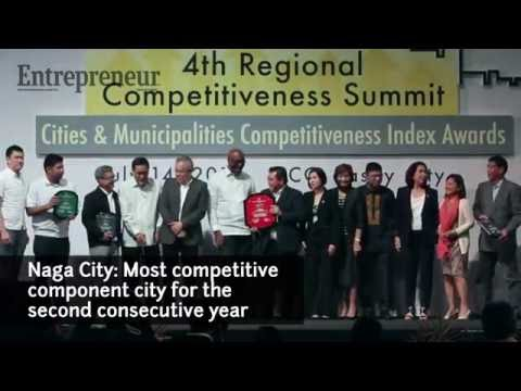 PH's most competitive cities, municipalities, provinces