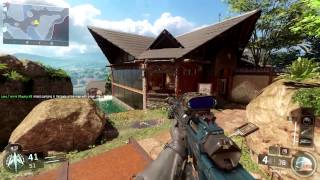 Call of Duty Black Ops 3 Beta PC Locus/Drakon Sniping Gameplay