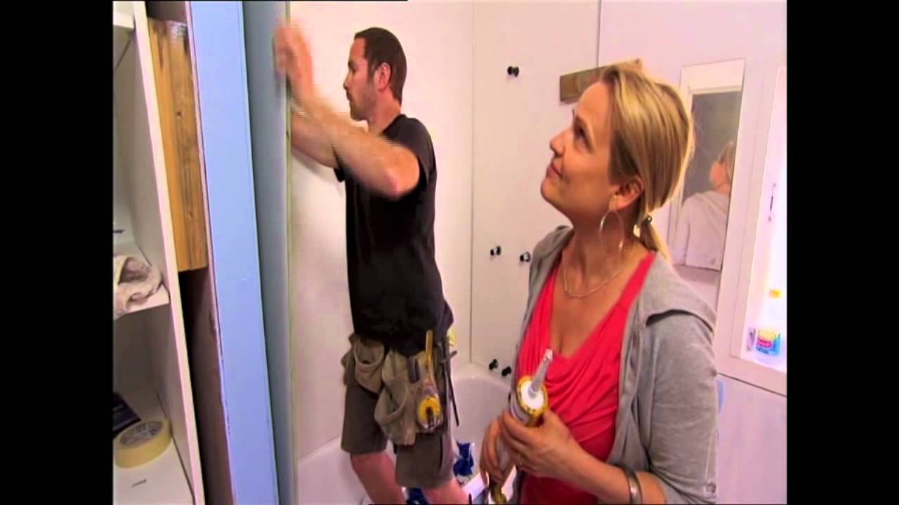 Waterproof Wall Panelling   YouTube