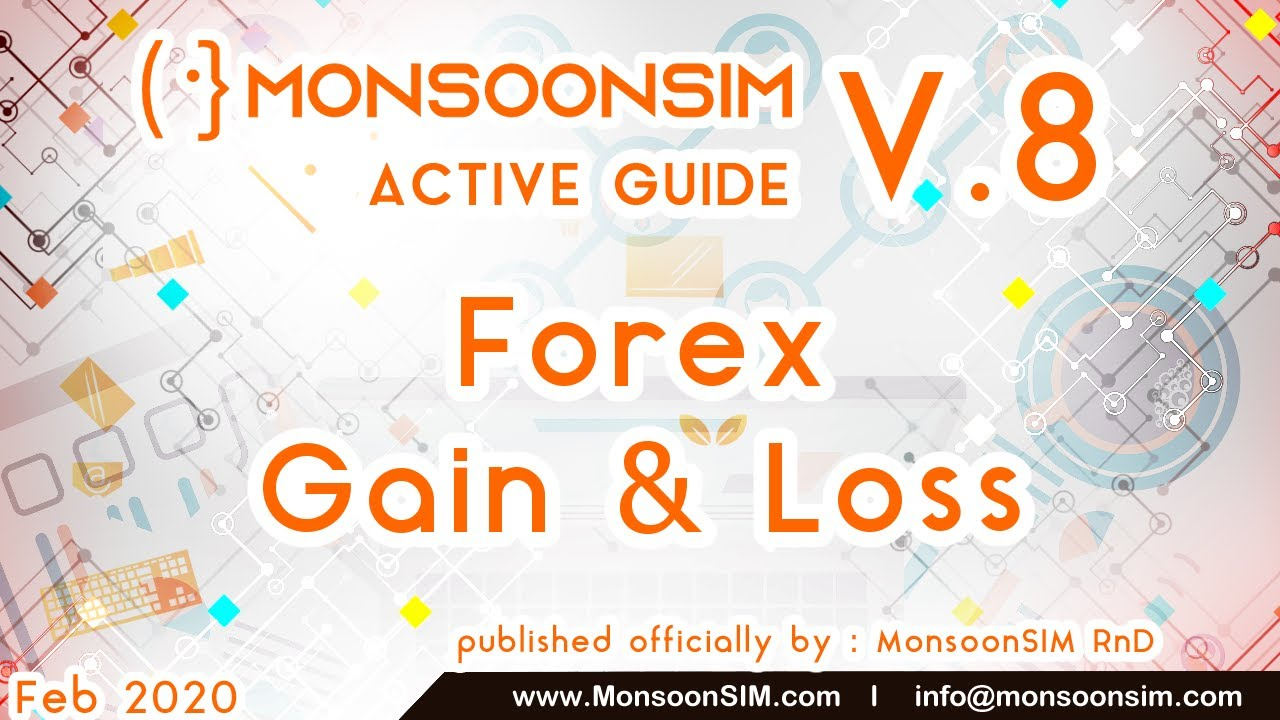 Foreign Exchange Gain or Loss Accounting Example - Forex Education