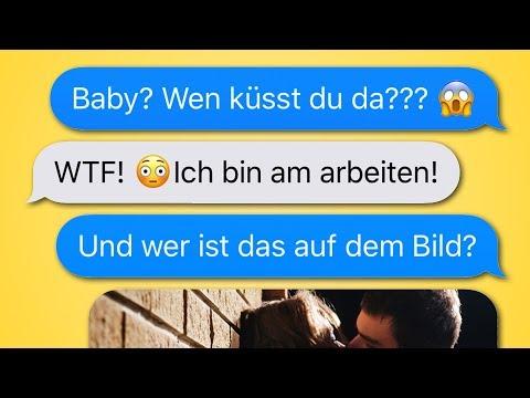 23 witzige WhatsApp CHATS zwischen PAAREN!