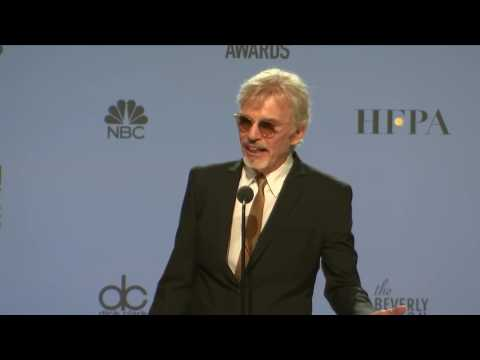 Thumbnail: Billy Bob Thorton - Golden Globes 2017 - Full Backstage Interview