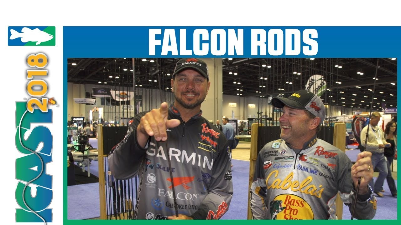 Falcon Rods Updated Lowrider Series with Mike McClelland & Jason Christie | iCast 2018