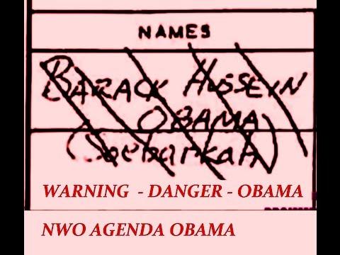 (4/4) Proof Barack Obama Maitreya Al-Mahdi Of ISLAM (= Anti Christ)
