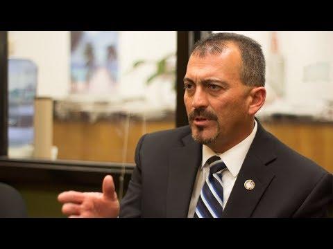 Sandoval runs for fifth City Council term