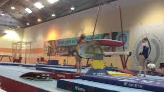 видео Варвара Зубова - спортивная гимнастика