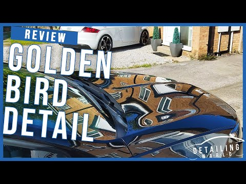 Golden Bird Detail Product Range Review - Vauxhall Insignia Detail