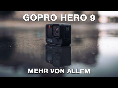 GOPRO HERO 9 Black I Mehr von Allem I vs Hero 8 I REVIEW