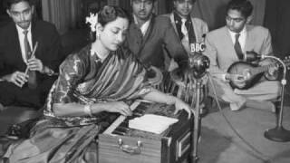 Download Hindi Video Songs - Geeta Dutt : O maazam raat ni taar li : Film - Gunsundari (1948) - Gujrati