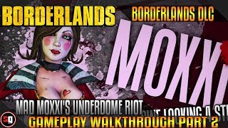 Borderlands: Mad Moxxi