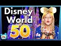 The BEST Things at Walt Disney World's 50th Anniversary