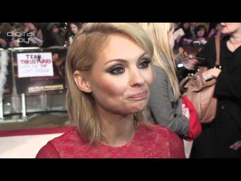 MyAnna Buring on Breaking Dawn 'I was a massive Twilight '