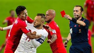 Драки и Стычки с участием Кыргызских Футболистов 2019