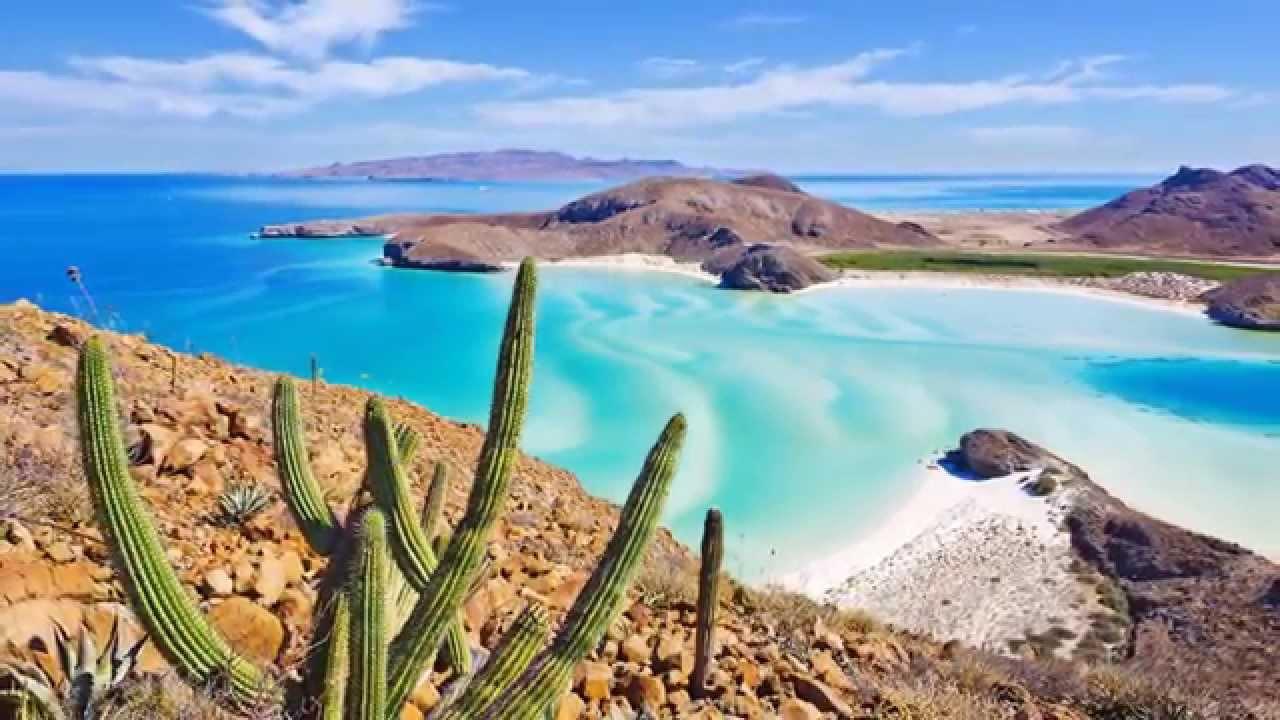 Balandra Beach La Paz, Mexico - YouTube