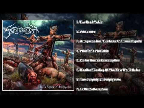 Slaughterbox - The Ubiquity Of Subjugation (FULL ALBUM/HD)