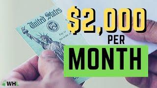 [Latest] Round 2 of Stimulus Payments: $2,000 checks, Free Rent, Rehiring
