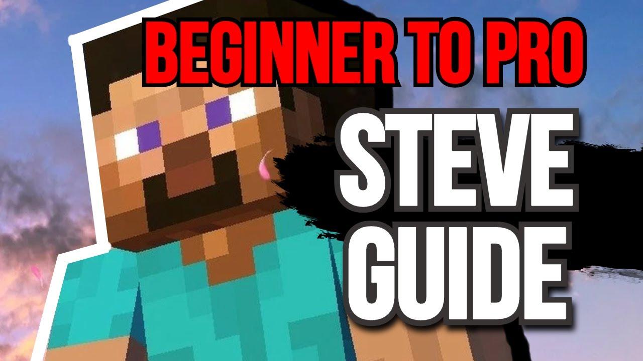 STEVE GUIDE - BEGINNER FRIENDLY | Reality