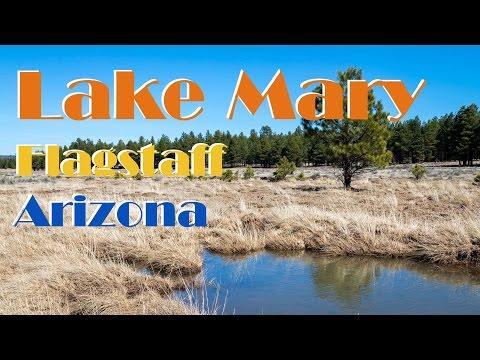 Photography and Fishing at Lake Mary in Arizona 2017 vlog