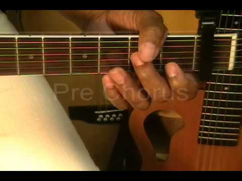 How To Play Ellie Goulding BURN On Guitar Lesson  Tutorial EASY