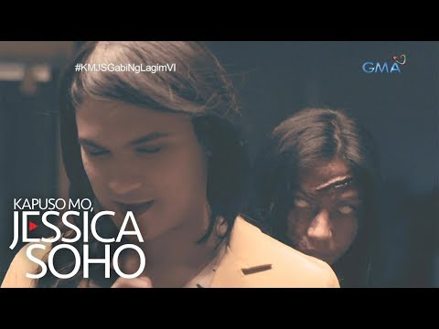 Kapuso Mo, Jessica Soho: Third Eye, a film by Zig Madamba Dulay | Gabi ng Lagim VI