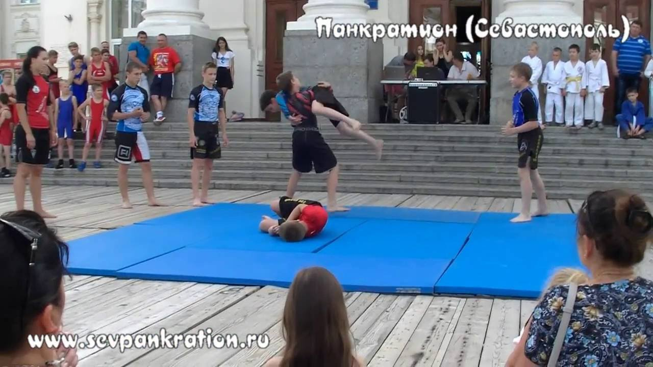 Панкратион. Олимпийский день. (Севастополь,18.06.2016)