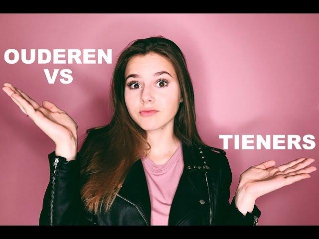 OUDEREN vs TIENERS - SKETCH