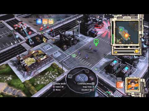 how to play red alert 3 multiplayer