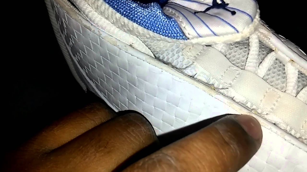 dcf73445c68 Drake Air jordan 15 og white carolina deadstock - YouTube