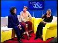 Dr Jeet  Liuzzi wird von Alida-Nadine Kurras und Ursula Maria Lang Vorgestellt
