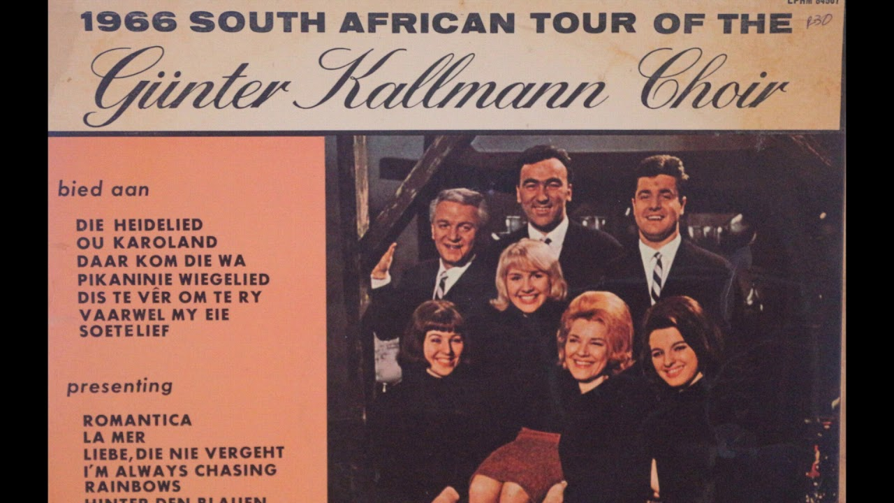 Download Gunter Kallmann Choir - Daar kom die wa