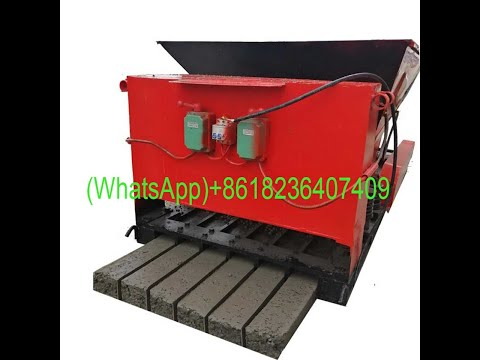 Concrete lintel/pillar/column machine