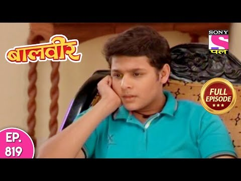 Baal Veer - Full Episode 819 - 23rd  December, 2017