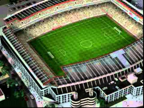 FIFA: RTWC 98 Stadium Intro - SOUTH AFRICA (Ellis Park Stadium, Johannesburg)