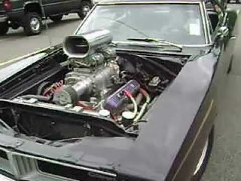 For Sale: 1969 Dodge Charger 440 SuperCharged - YouTube